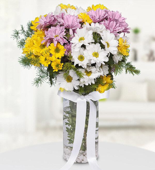 mevsim çiçekleri